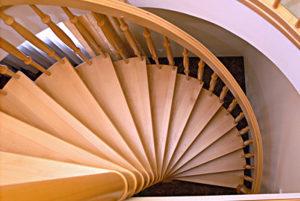 spindel-treppe