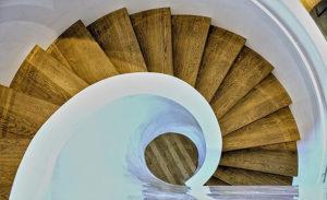 wendel-treppe
